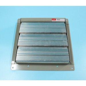 SHP-30셔터외경400/고압팬부착 환풍기커버 역풍방지