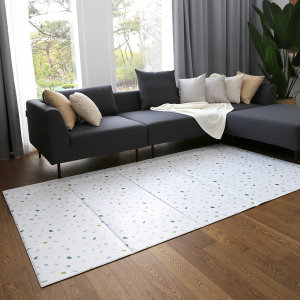 강아지 미끄럼방지 방수매트 폴딩형 140 x 250cm 6T