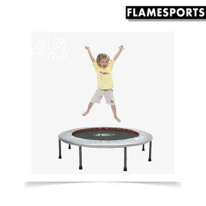 48인치 홈트레이닝 남녀노소 일체형 점핑 트램폴린
