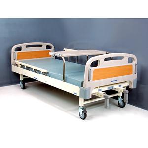 환자용 2모터 3단 전동 침대/병원 병실 자동 의료용