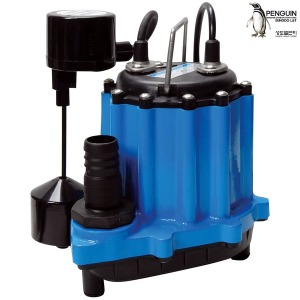 HS 펌프 수중펌프 수직자동/300W 2/5HP 220L 배수펌프