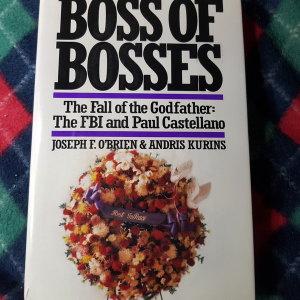 BOSS OF BOSSES/JOSEPH F.O`BRIEN.SIMON.1991