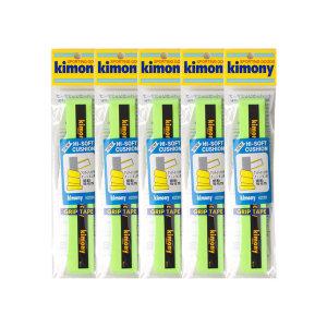 키모니 배드민턴 쿠션그립 5개 무료배송 KGT200