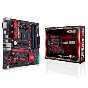 ASUS EX A320M-GAMING 대원CTS_메인보드