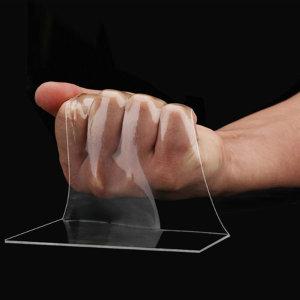 만능 양면테이프 2cmx1m 접착테이프 투명양면테이프