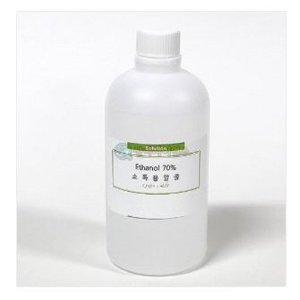 에탄올(70% 450ml)/에틸알코올/손소독제/소독용알콜