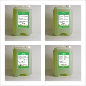 친환경제초제 오투칼 20리터 4통 잔디제초제잡초제거