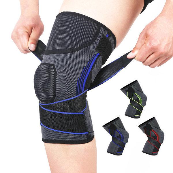 BBRAND 실리콘 테이핑 무릎 보호대 등산 농구 아대