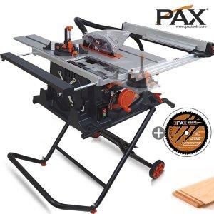 팍스 PX-M8 확장형 멀티용 테이블쏘 테이블톱 전기톱