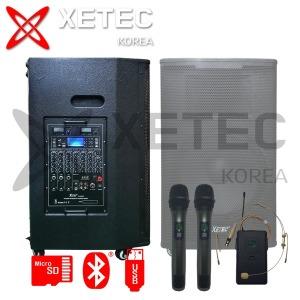 이동식 앰프 스피커 EV-8520A/800W