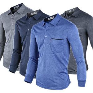 남자카라티 기능성 남자티셔츠 골프티 골프웨어 w027