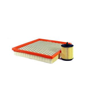 알페온 2.4 에어필터 오일필터 필터세트