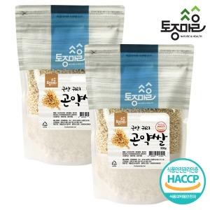 HACCP인증 국산 귀리 곤약쌀 500g X 2개