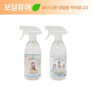 폐렴균 99.9% 멸균/손세정제 500ml(성인/유아용)