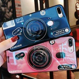 아이폰 카메라 그립톡 소프트 젤리 폰케이스