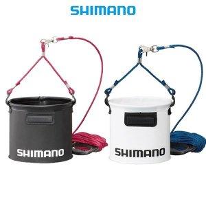 시마노두레박 BK-053Q/바다 낚시 두레박/두레박살림통