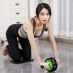 실내운동 ab슬라이드와 무릎패드 뱃살빼기 다이어트