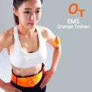 오렌지트레이너 EMS 복부 뱃살허리저주파기구 기본구성