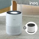 초미세먼지 H13 헤파필터 공기청정기 IA-I9A3 화이트