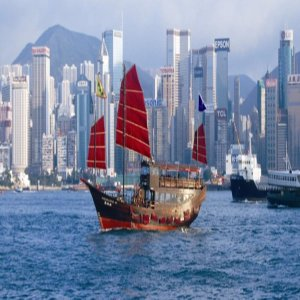 부산 홍콩 3박4일(5일) 금까기
