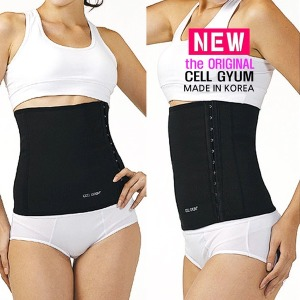 정품 뉴셀지움 뱃살 다이어트복대 땀복 몸매 보정속옷
