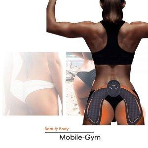 Mobile Gym 저주파 힙업 엉덩이 만들기 EMS-H318 홈트