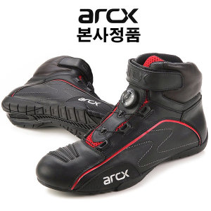 ARCX 본사정품 오토바이신발 바이크부츠 레이싱부츠