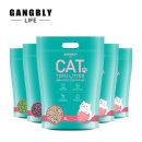 강블리라이프 고양이 두부모래 8L X 12개 딸기