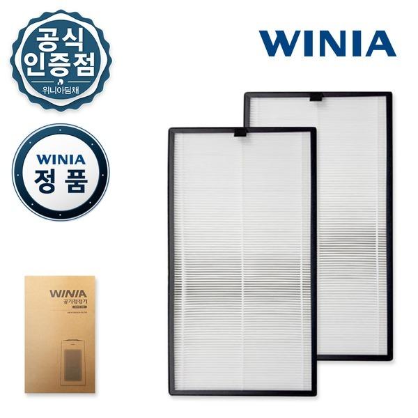 위니아 공기청정기 헤파카본 필터 정품 WPA18C0XSW