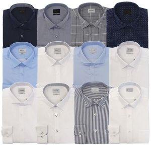 갤러리아  예작 2020 신상품 긴팔와이셔츠 16종택1 YJ0SBS106BL 외15종