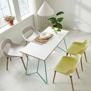 미스미스터 식탁의자 학원 독서실 카페 티테이블