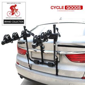 차량용 싸이클 캐리어 거치대 자전거 후미형(고급형)