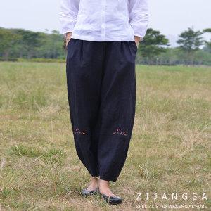 5103 마안개꽃수바지 여자생활한복 여름개량한복 법복