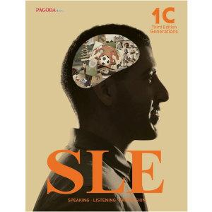 SLE 1C Speaking Listening Expression 1C 개정3판 교재+MP3(무료)  / 미니노트 증정