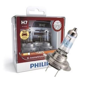 필립스 익스트림비젼 G-force 할로겐 전조등 벌브 H7