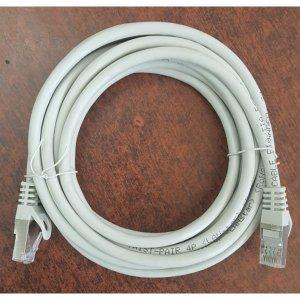 S-FTP 패치 코드 CAT-6 3M 회색 LAN케이블 랜선 568B