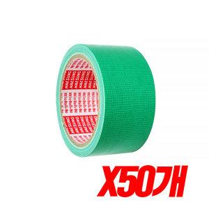 혜성 청면테이프(청테이프) 50mmX8m 1박스(50개)