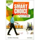 Smart Choice Starter Student Book 스마트 초이스 스타트 미니노트 증정