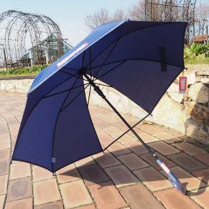 한폭 투명 우산 아동 어린이 여아 남아 장우산 네이비