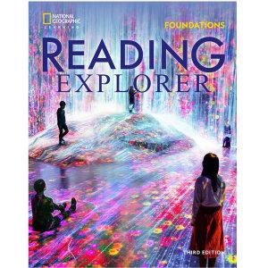 Reading Explorer Foundations 3/E 리딩 익스플로러 미니노트 증정