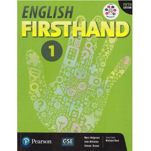 English Firsthand 1 SB 5/E 잉글리쉬 퍼스트 핸드 / 미니노트 증정