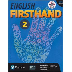 English Firsthand 2 SB 5/E 잉글리쉬 퍼스트 핸드 / 미니노트 증정