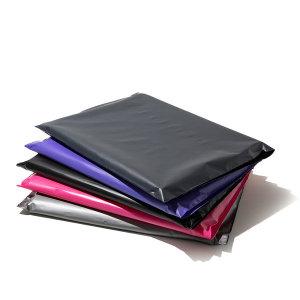 바이닐 칼라 택배봉투 25x35+4cm 100매 사이즈 선택