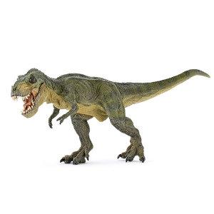 파포 공룡 피규어 달리는 그린 티렉스_55027