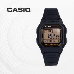 CASIO 군인 군용 훈련소 전자시계 W800H W-800HG-9A