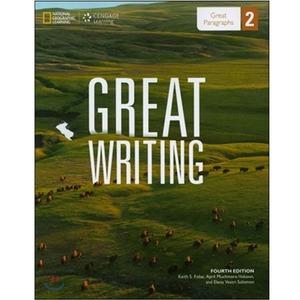 Great Writing 2 그레이트 라이팅 / 미니노트 증정