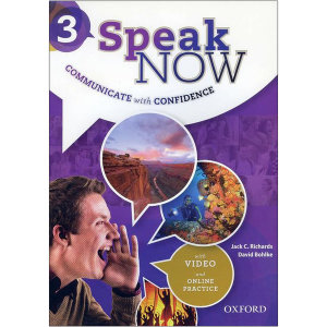 Speak Now 3 Student Book 스피크 나우 / 미니노트 증정