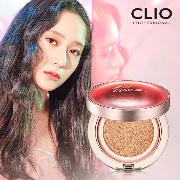 클리오 킬커버 광채쿠션 본품+리필 기획 20년리미티드