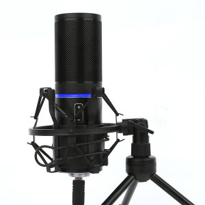 컴썸 MIC-900 PRO 콘덴서 유튜브 방송용 마이크 블루