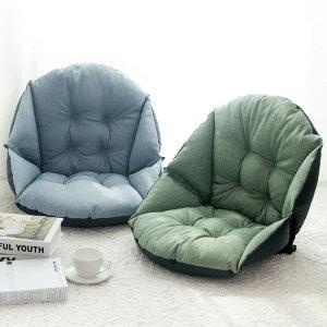 일체형 쿠션 방석 두꺼운 식탁 의자 벤치 쇼파 사무실